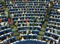 Άποψη της ολομέλειας του Ευρωπαϊκού κοινοβουλίου