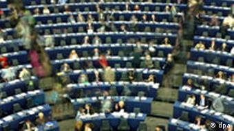 Dossier Europaparlament in Straßburg - 1