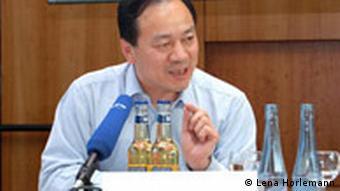 China Öffentlichkeit und Medien im Olympiajahr 2008