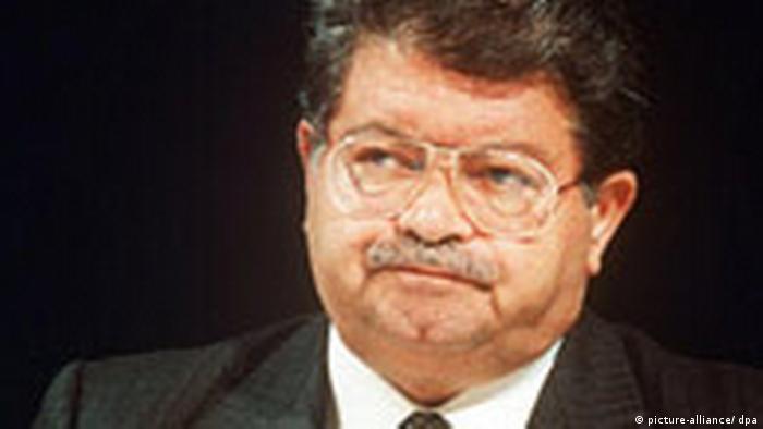 Türkei Ministerpräsident Turgut Özal 1991 (picture-alliance/ dpa)
