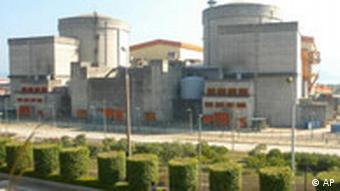 Atomkraftwerk im chinesischen Shenzen (Foto: AP)