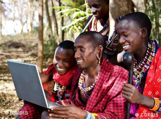 Learning by Ear - Computer and the Internet - Closing the digital divide