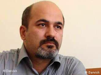 محمد درویش، کارشناس محیط زیست ایران
