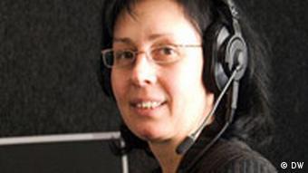 Deutsche Welle Bulgarische Redaktion Toni Nenkova