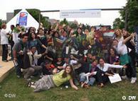 Jóvenes provenientes de 18 países intercambiaron opiniones.