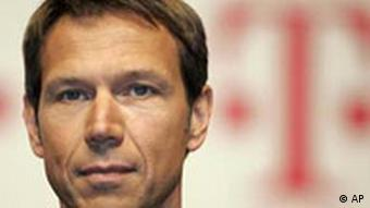 Telekom CEO Rene Obermann.