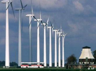 Wind power is already a huge success on land in Schleswig-Holstein.