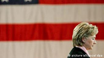 BdT Hillary Clinton Rede