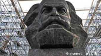 Karl-Marx-Denkmal in Chemnitz