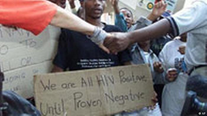 the issue of aids in zambia