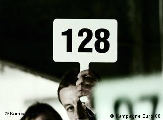 Fushatë kundër trafikimit të qënieve njerëzore.