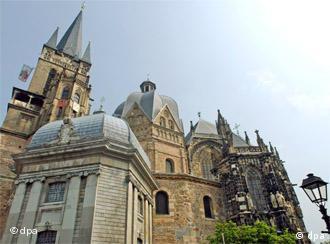 Собор в Ахені - символ міста
