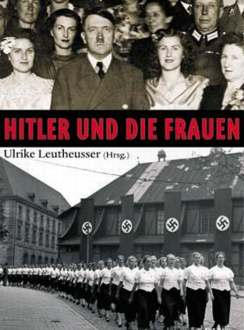 新书封面:希特勒和妇女