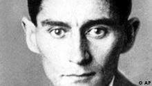 Franz Kafka headshot, author