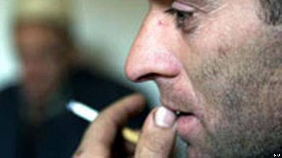 место потребления табачных изделий