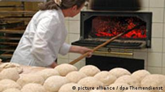 A traditional bakery
