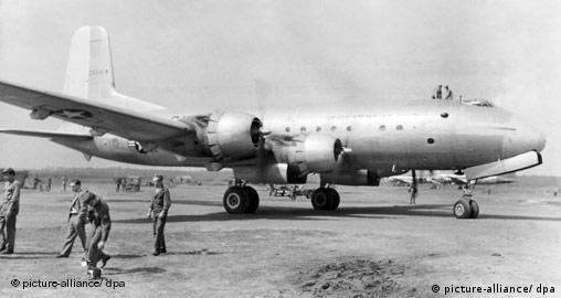 Транспортный самолет Globemaster C-74