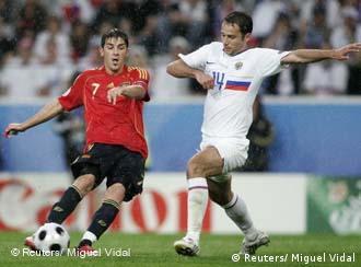 Футбол россия испания 10 июня