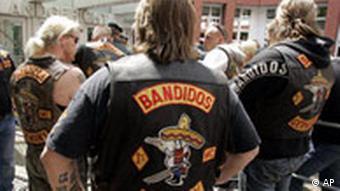 members of the bandidos gang