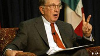 Former Sen. Sam Nunn speaks on reducing nuclear and biological threats from terrorists