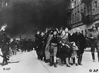 Deportação de judeus do gueto de Varsóvia