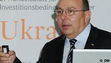 Ukraine Deutschland Wirtschaft Werner Geilinger