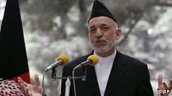 Hamid Karsai warnt Pakistan vor Angriffen