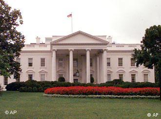 Резиденция президента США в Вашингтоне