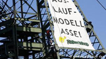 Sitzung Landtags-Umweltausschuss zum Thema Asse II