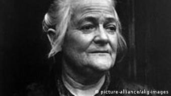 Клара Цеткин, 1923 год