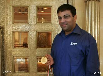 Schach-Weltmeister Anand zeigt sich formstark