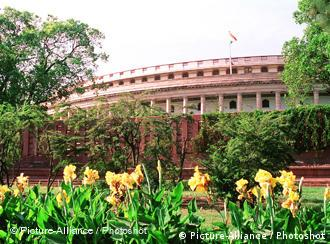 Proceedings in the Lok Sabha in New Delhi have been disrupted over the past week