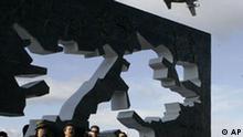 Argentinien Denkmal Falkland Krieg
