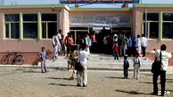 Schule in Mazar-e-Sharif (DW)