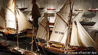 Bildgalerie Deutschland Maritimes Museum in Hamburg