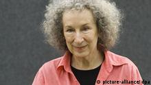 Margaret Eleanor Atwood, OC (born November 18, 1939) is a Canadian writer. A prolific poet, novelist, literary critic, feminist and activist, she has received national and international recognition for her writing. Date: 14.08.2007 Ref: B487_103873_0001 Foto: Marco Secchi/UPPA/Photoshot +++(c) dpa - Report+++