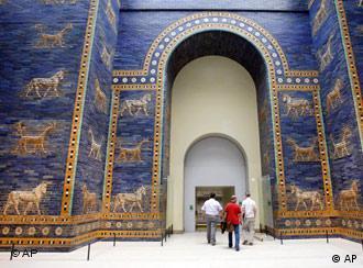 Ausstellung Pergamon Museum Berlin zu Babylon