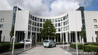 Die Bundesanwaltschaft in Karlsruhe (Foto: dpa)
