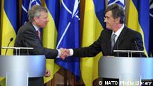 The North Atlantic Council visits Ukraine, 16-17 June 2008