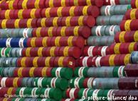 Queda de preço do barril de petróleo contribuiu para baixar inflação