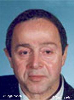 دکتر رضا تقیزاده استاد روابط بینالملل دانشگاه گلاسکوی لندن