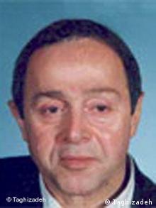 Dr Reza Taghizadeh Politologe
