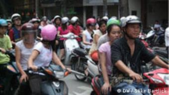 Vietnam's emerging middle classes want more say in politics