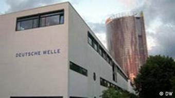Deutsche Welle Gebäude