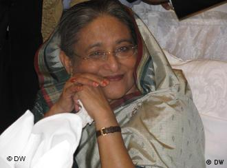 Ex-premier Sheikh Hasina wants to take part in the elections