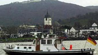 Petersberg und der Rhein