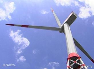 Los aerogeneradores, gigantes en alta mar, sobrepasan ya los 125 metros de altura.