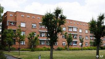 Bildgalerie Deutschland Berlin Sozialsiedlungen UNESCO Weltkulturerbe Siedlung Schillerpark