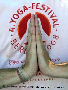 BdT Deutschland Yoga Festival in Berlin
