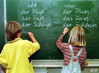 Schreiben will gelernt sein - aber was ist richtig?